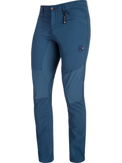 Mammut Runbold Light - Pantalones de Trekking Hombre - azul